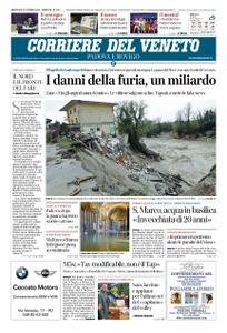 Corriere del Veneto Padova e Rovigo – 31 ottobre 2018