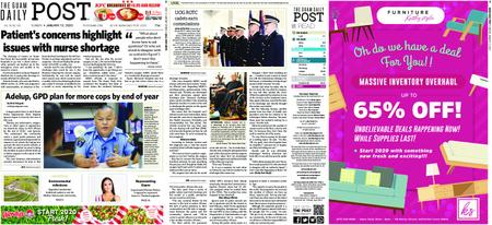 The Guam Daily Post – January 12, 2020