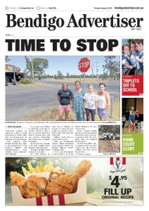 Bendigo Advertiser - January 29, 2019