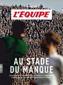 L'Equipe Magazine - 18 Juillet 2020