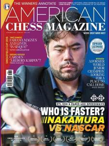 Chess Quarterly • American Chess Magazine • Issue #8 • Fall 2018