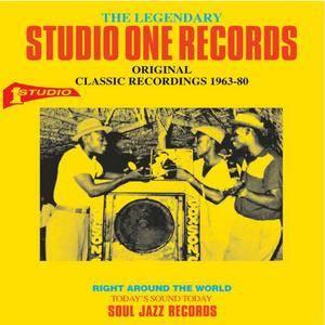 VA - Soul Jazz Records Presents The Legendary Studio One Records/Original Classic Recordings 1963-80 (2017)