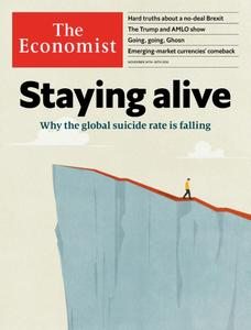 The Economist Latin America – 24 November 2018