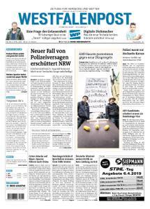 Westfalenpost Wetter - 05. April 2019
