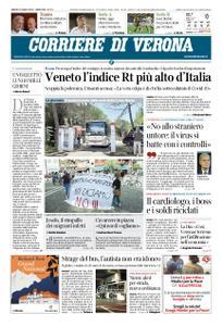 Corriere di Verona – 18 luglio 2020