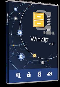 WinZip Pro v21.5 Build 12480 + Portable