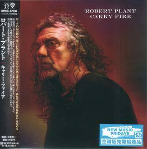 Robert Plant - Carry Fire (2017) {Japanese Edition}