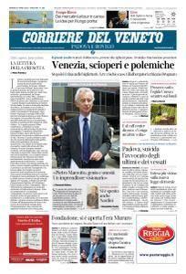 Corriere del Veneto Padova e Rovigo - 27 Aprile 2018