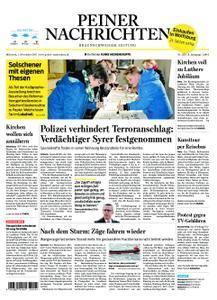 Peiner Nachrichten - 01. November 2017