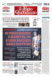 Il Fatto Quotidiano - 03 dicembre 2019