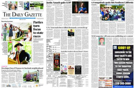 The Daily Gazette – July 05, 2019