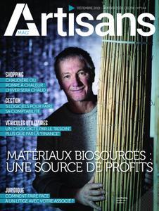 Artisans Mag - décembre 2019