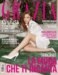 Grazia Italia - 25 Febbraio 2021