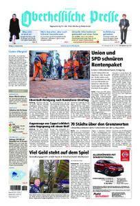 Oberhessische Presse Hinterland - 02. Februar 2018