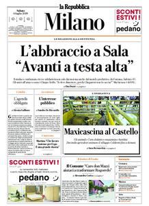 la Repubblica Milano – 06 luglio 2019