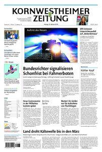 Kornwestheimer Zeitung - 23. Februar 2018