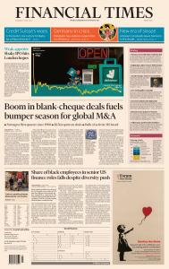 Financial Times Middle East - April 1, 2021