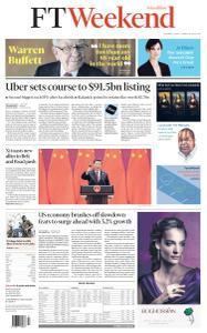 Financial Times Asia - April 27, 2019