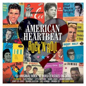VA - American Heartbeat Rock 'N' Roll (2019)