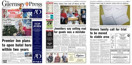 The Guernsey Press – 18 December 2018