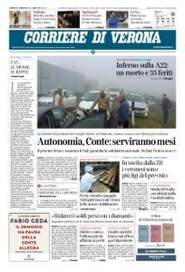 Corriere di Verona – 22 febbraio 2019