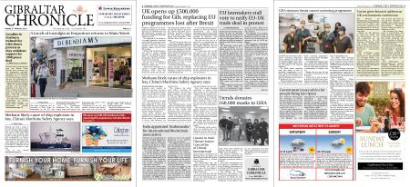 Gibraltar Chronicle – 05 March 2021