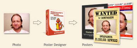 RonyaSoft Poster Designer 2.01.16 Portable