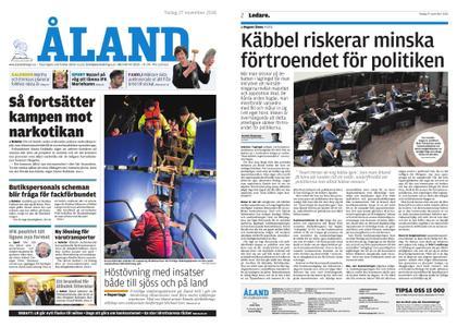 Ålandstidningen – 27 november 2018