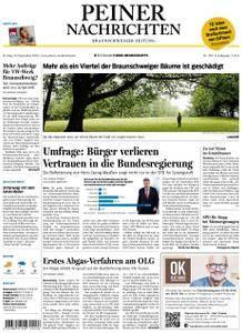 Peiner Nachrichten - 21. September 2018