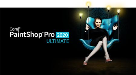 Corel PaintShop Pro Ultimate 2020 v22.0.0.112 Portable