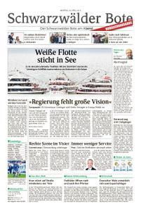 Schwarzwälder Bote Hechingen - 29. April 2019