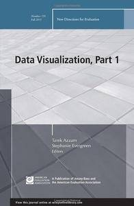 Data Visualization, Part 1: New Directions for Evaluation, Number 139(Repost)