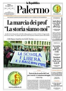 la Repubblica Palermo – 18 maggio 2019