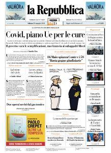 la Repubblica - 29 Maggio 2021