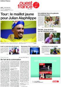 Ouest-France Édition France – 09 juillet 2019
