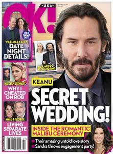 OK! Magazine USA - November 25, 2019