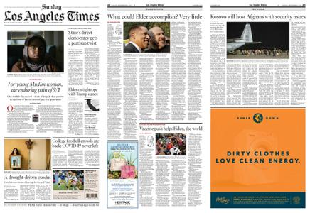 Los Angeles Times – September 05, 2021