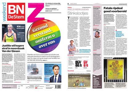 BN DeStem - Bergen op Zoom – 12 januari 2019