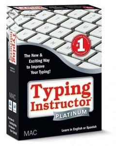 Individual Software Typing Instructor Platinum 21.3 macOS