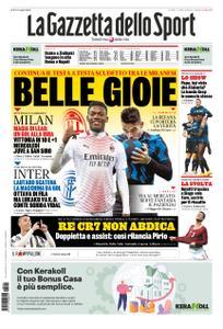 La Gazzetta dello Sport Roma – 04 gennaio 2021