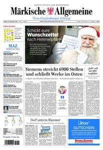 Neue Oranienburger Zeitung - 17. November 2017