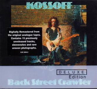 Paul Kossoff - Back Street Crawler (2CD Deluxe Edition) (2008) (Repost)