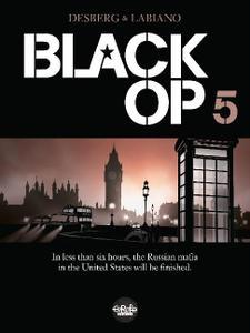 Europe Comics-Black Op Vol 05 2016 Hybrid Comic eBook