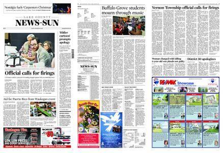 Lake County News-Sun – December 08, 2017