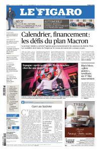 Le Figaro du Mardi 30 Avril 2019
