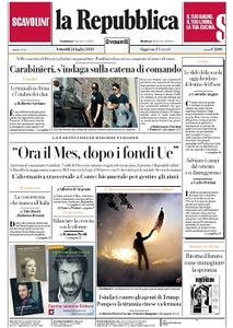 la Repubblica - 24 Luglio 2020