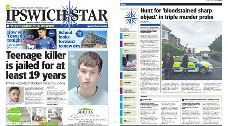 Ipswich Star – October 08, 2019