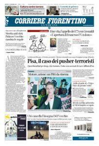 Corriere Fiorentino La Toscana - 17 Novembre 2017