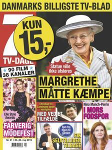 7 TV-Dage – 20. maj 2019
