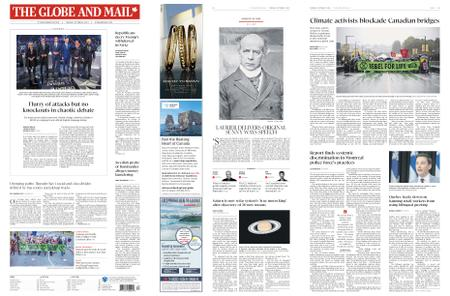 The Globe and Mail – October 08, 2019